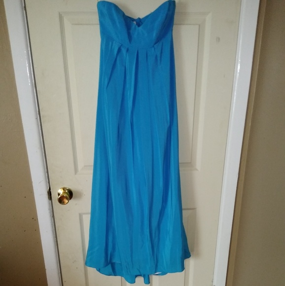 Amanda Uprichard Dresses & Skirts - AMANDA UPRICHARD special occasion strapless dress